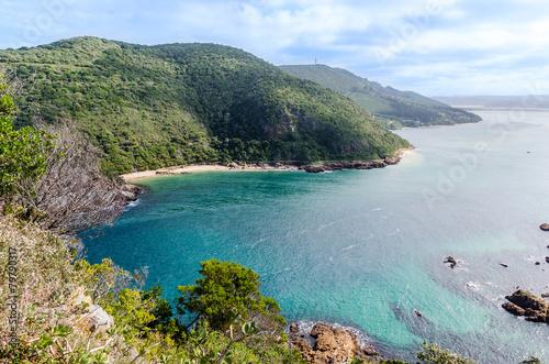Fotobehang Zuid Afrika Knysna Beach