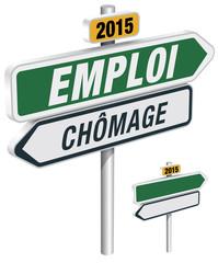 Chomage-EMPLOI 2015