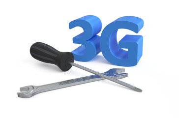3G repairs and service concept 2