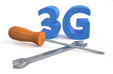 3G repairs concept