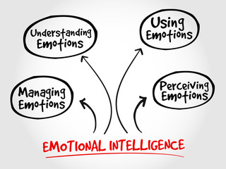 Emotional Intelligence mind map business management strategy