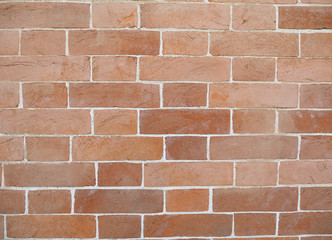 Red bricks background