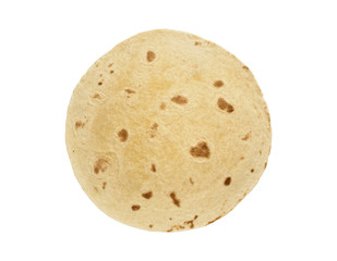 Wheat round tortillas