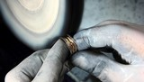 Polishing Gold Ring