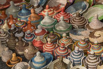 Artesanía en Senegal.
