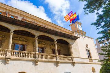 Palma de Mallorca Consulado de Mar near Lonja