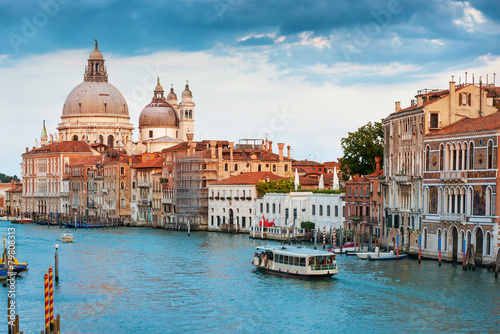 Grand Canal in Venice, Italy - 79808313