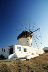 Windmill, Greece