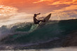 Surfer on Amazing Wave - 79815392