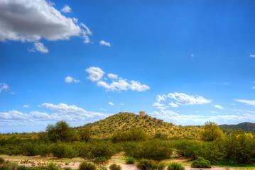 Sonora Desert Water Tank