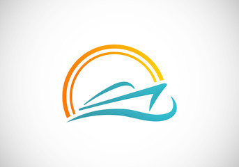 yacht-sail-boat-abstract-vector-logo