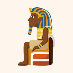 pharaoh theme elements
