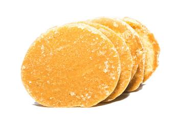 Granulated sugar, sugar not refined, sugar candy brown