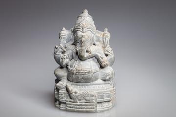 stone god Ganesha, Sri Lanka