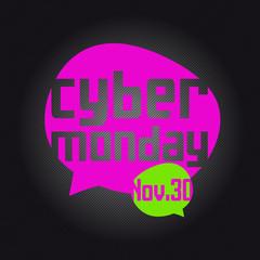 Cyber monday 2015 - Monday 30th November
