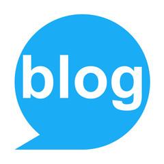 Icono texto blog