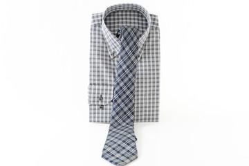お洒落なシャツとネクタイ