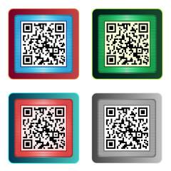 QR Code Icons