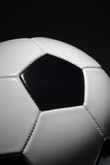 Balón de fútbol, detalle