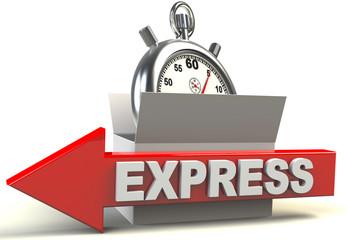 Express Lieferzeit