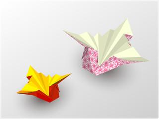 Celebration crane Origami Japan