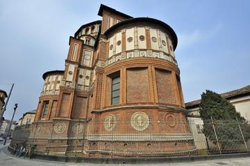 Milano Santa Maria delle Grazie