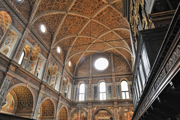 Milano convento di San Maurizio in Corso Magenta
