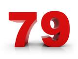 number 79 - 79832582