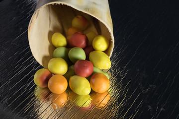 Marzipan Frucht