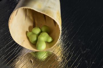 Marzipan Frucht Birne