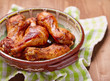 Roasted chicken legs - 79834550