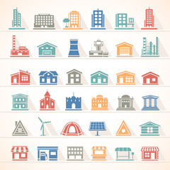 Flat Buildings