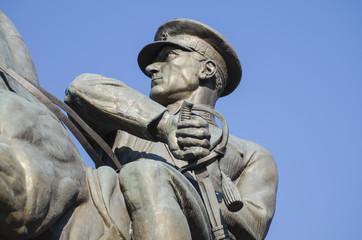 Mustafa Kemal Atatürk Statue @ Samsun Turkey