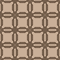 Cross seamless pattern