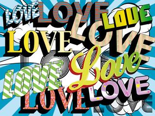 love love love pluriel