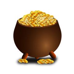 Pentola d'oro