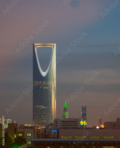 Plexiglas Overige Kingdom tower