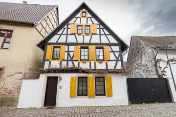 Timber-framed residence