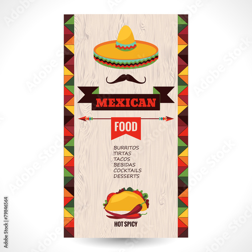 Mexican food - 79846564