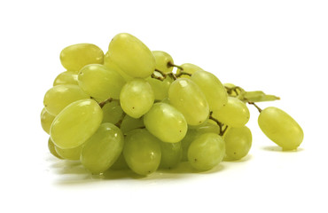 washed fruits - grapes