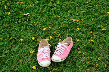 sneakers color