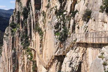 El Chorro pathway of death