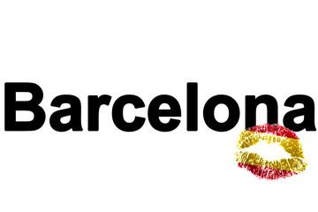 Lieblingsstadt Barcelona (favorite city Barcelona)
