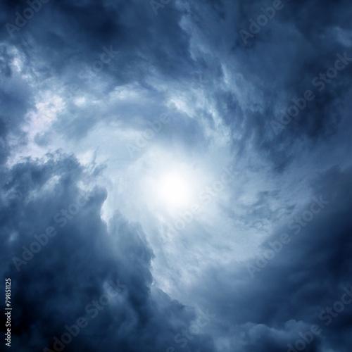 Cloudscape Background - 79851125