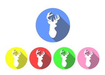 deer icons