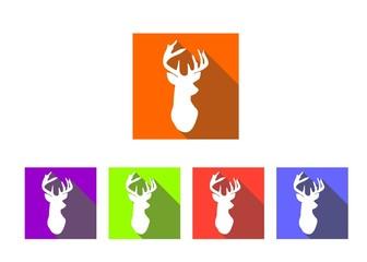 deer-icons