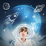 Astronaut child - 79855914