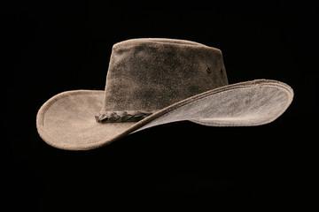 Cowboy hat gray
