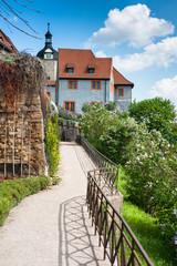 Historical mansion in Dornburg