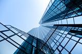 modernes Gebäude in Deutschland - Bank